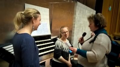 Intervju med P4 norrbotten pixlr