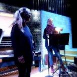 My och Lisa Acusticum pixlar